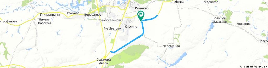 25 км разделка ЧР 2018