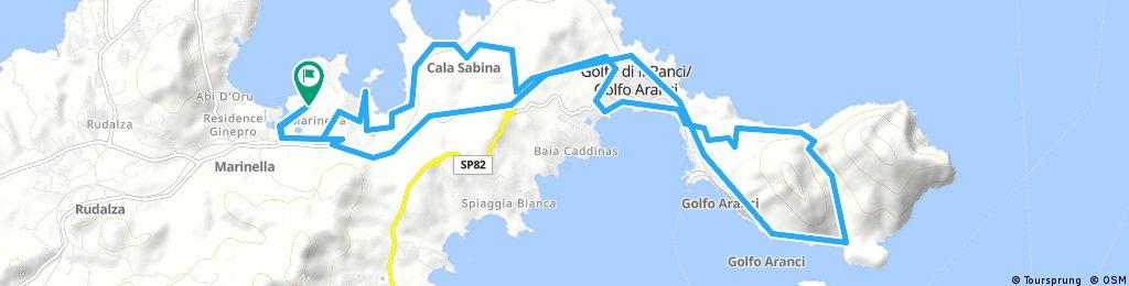 25,290 žltá Capo Figari