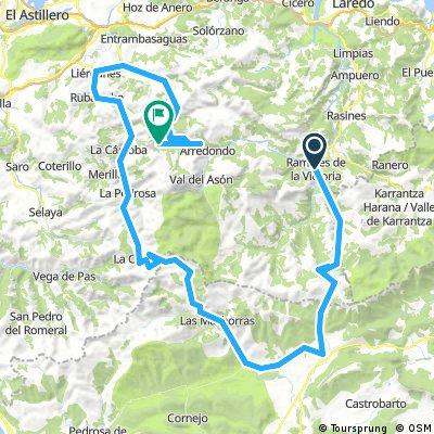 Vuelta2017 Etapa Machucos