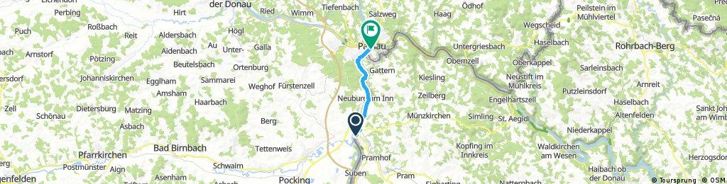 scharding Passau