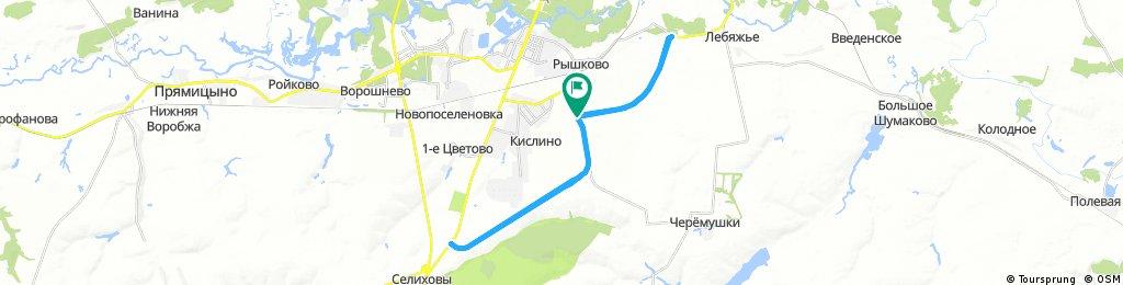 30 км разделка ЧР 2018