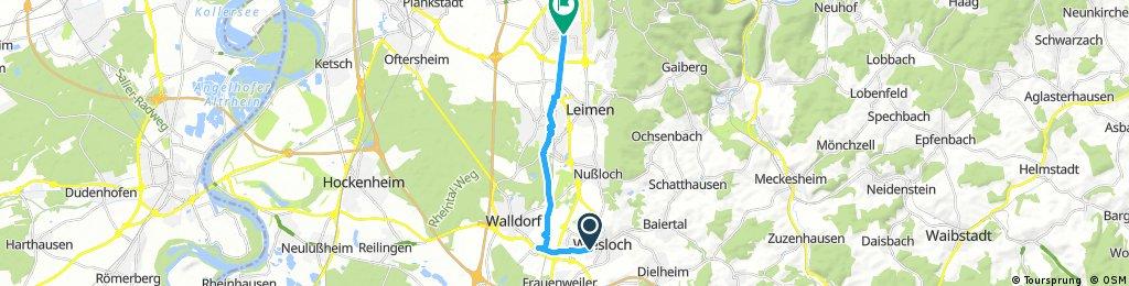 wiesloch - HD Kirchheim