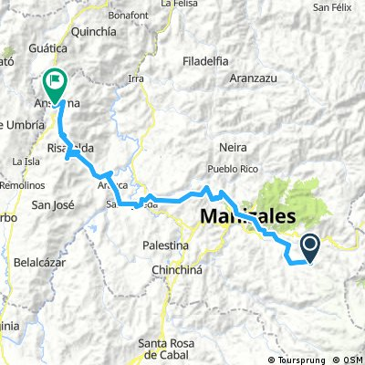 Colombia, Day 4