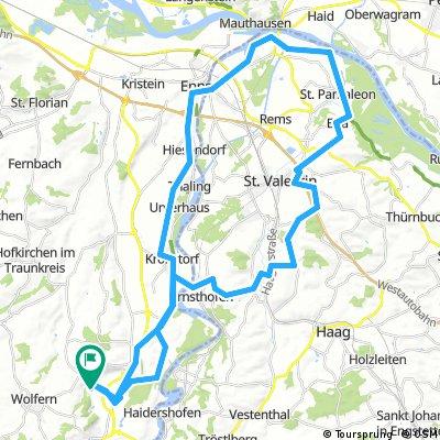 Steyry-Enns-Erla-St.Valentin-Dietach