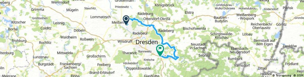 Neusörnewitz - Wehlen- Dohna