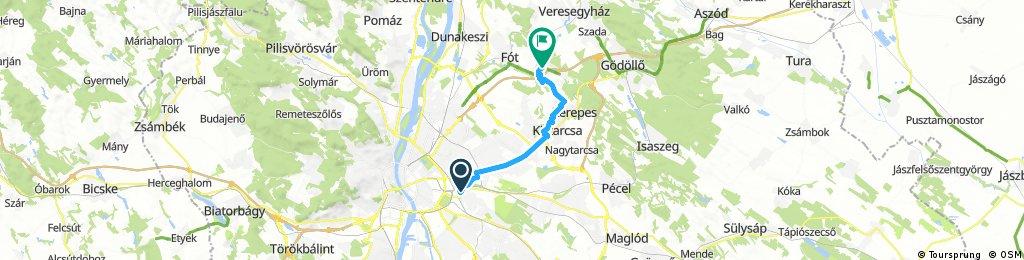 Szent László túra Kőbánya-Mogyoród