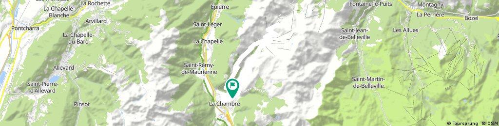 2017-08-03 / Col de la Madeleine via Montgellafrey