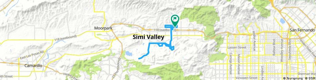 2017 STRR 25 mile