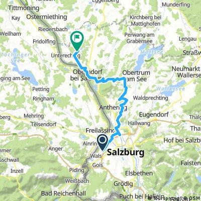 voggenberg - haunsberg