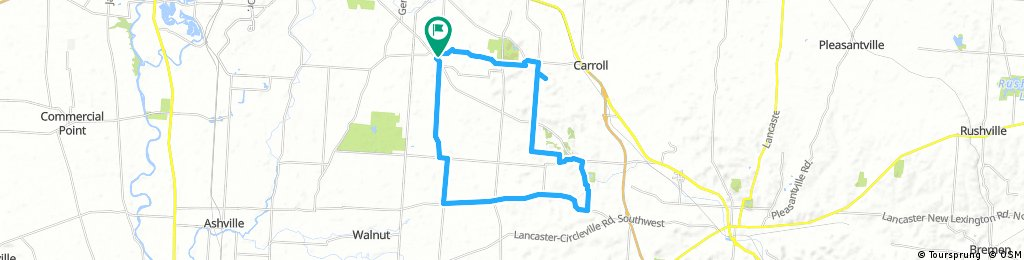 Rockmill Route
