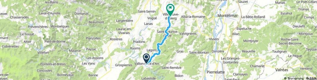 Villeneuve-de-Berg