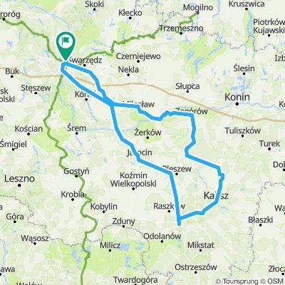 🇵🇱 Poznań - Kalisz (164km)