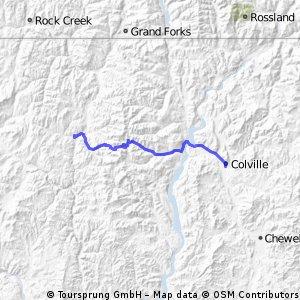 Day 07: Republic to Colville