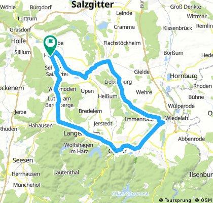 Sehlde-Lutter-Langelsheim-Goslar-Vienenburg-Weddingen-Liebenburg-Mahner-SZ.Bad-Söderhof-Heere.12.09.2017