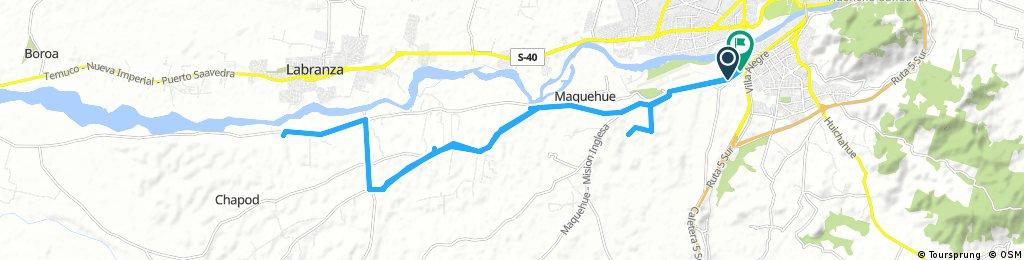 ruta Maquehue