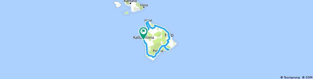 Hawai, Big island