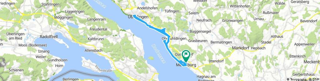 12.09.2017 Meersburg-Pfahlbauten Unteruhldingen-Kloster Birnau-Überlingen