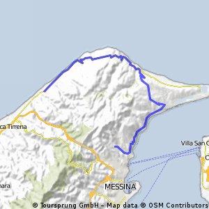 Annunziata - Rodia (via Faro sup.)