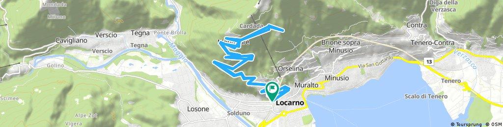 Locarno - Monte Brè