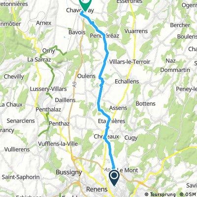 Galderma to Chavornay