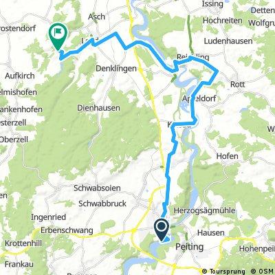 Schlosspark-Radrunde 4