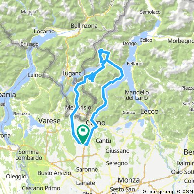 Val Cavargna, Osteno , Lanzo