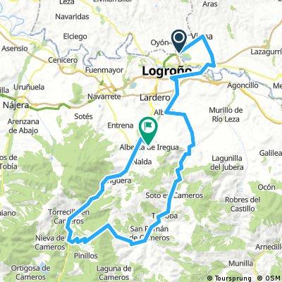 Vuelta a la Rioja - Etapa2