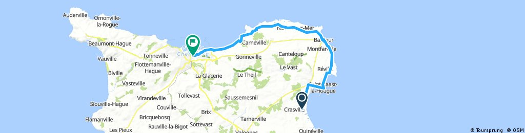Gite to Cherbourg