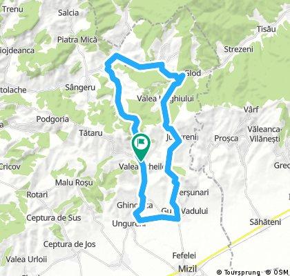 Valea Scheilor Ruta Nord
