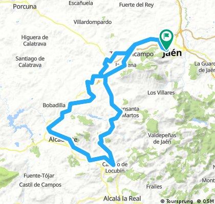ESP 002: Via Verde del Aceite - 1. Teil