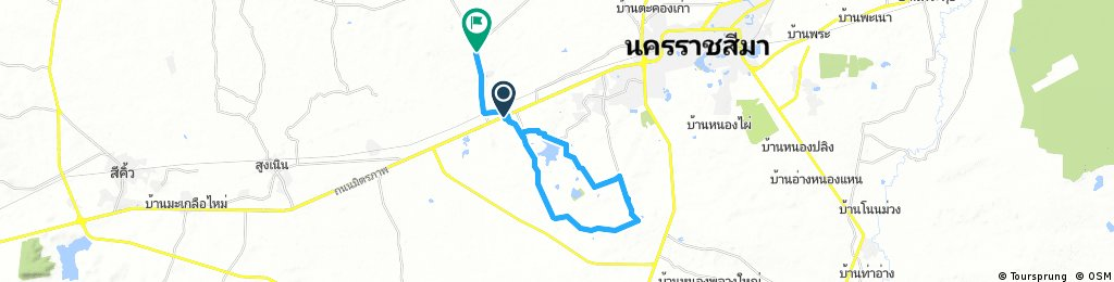 Lengthy bike tour from 13 กันยายน 17:40