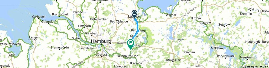 Lübeck Ratzeburg Mölln Büchen