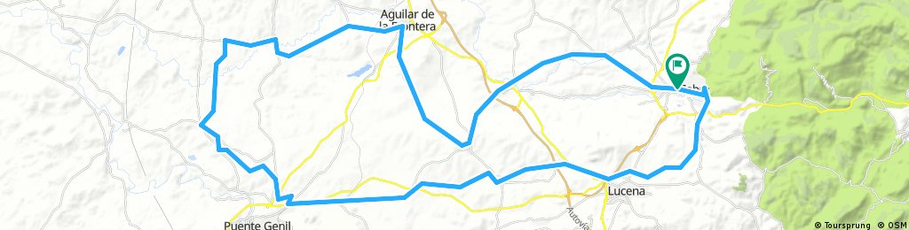 ESP 004: Via Verde de la Subbética - 2. Teil