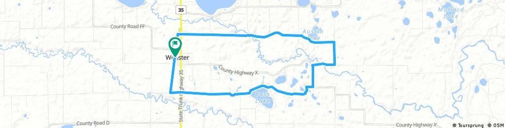 Austin Lake, okerlund, gaslyn, x, northbass, gandy