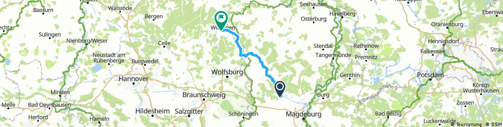 Berlin - Wittingen