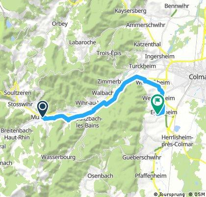 Munster-Eguisheim