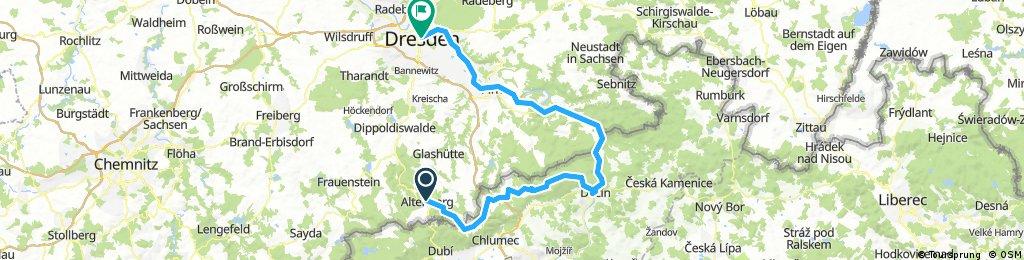 Altenberg - Decin
