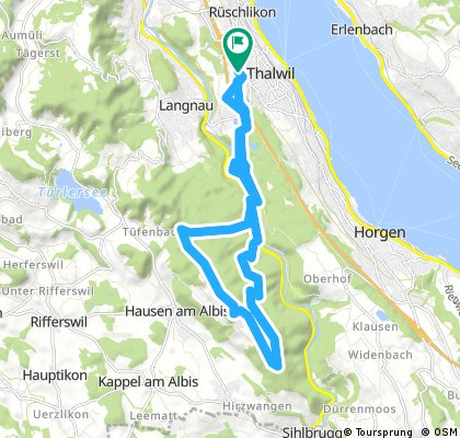 Albishorn Thalwil
