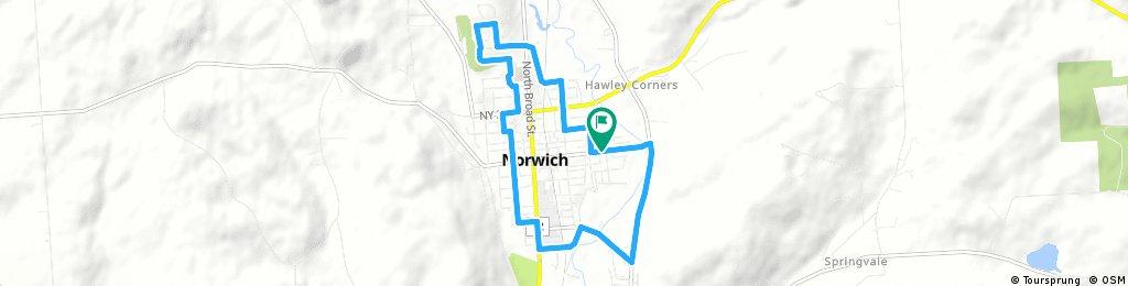 Norwich NY - Loop