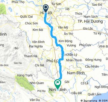 1. Hanoi-Ninh Binh