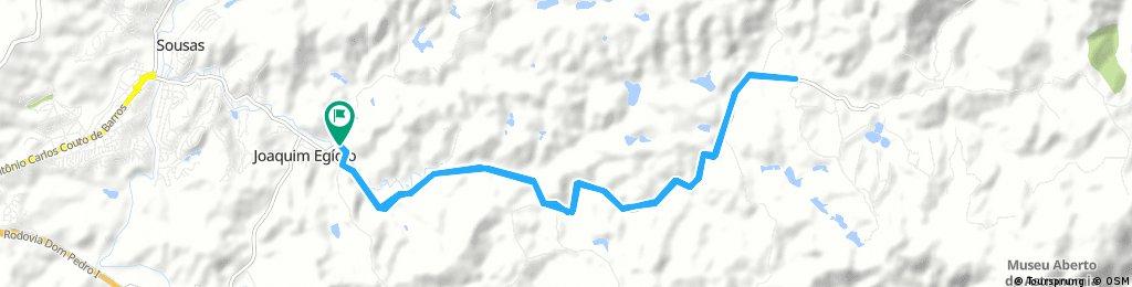 bike tour through Campinas
