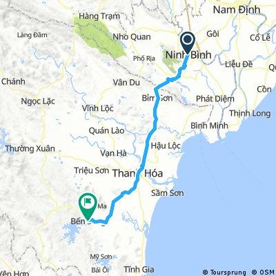2. Ninh Binh-Ben Sung