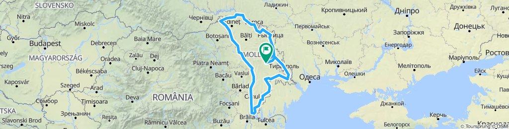 Le Tour de Moldova