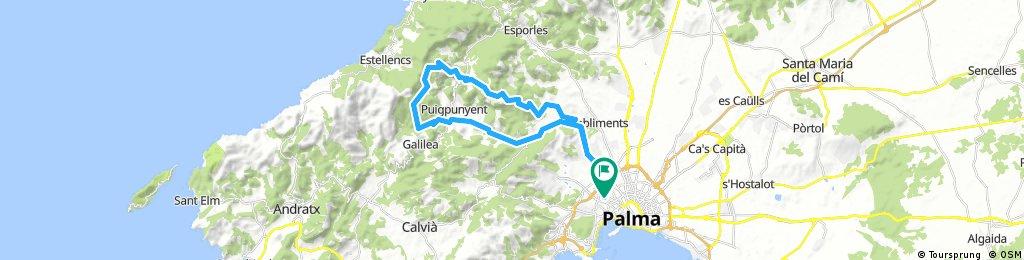 Ruta desde Palma de Mallorca II