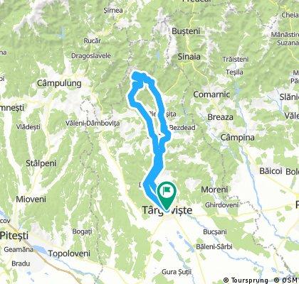 Valea Raciului - Cheile Rateiului