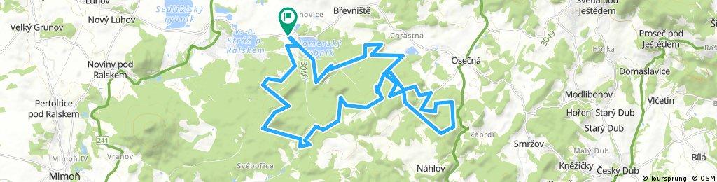 Čertovskej Winter Trail