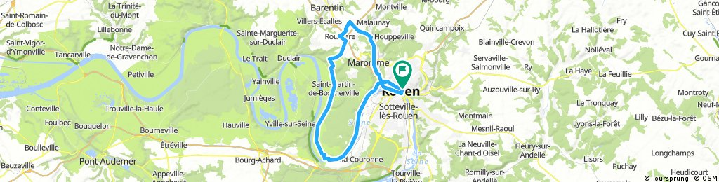 Circuit Ouest 1