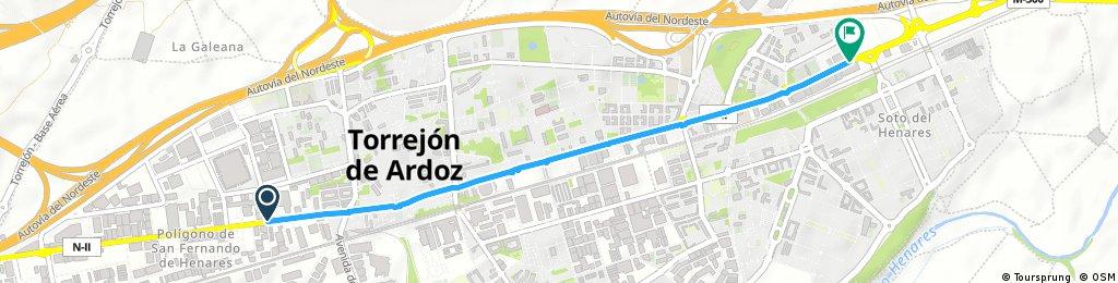 Avda. Constitución (Torrejón de Ardoz)