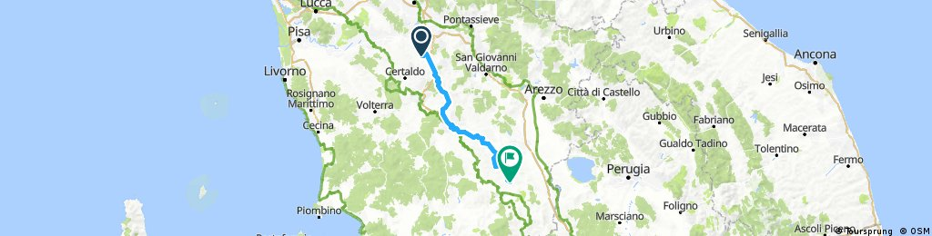 Long ride from 18 settembre 09:24