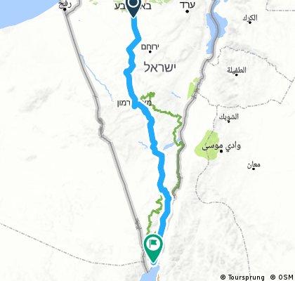 Giro Stage 3 (Be'er Sheva - Eliat)